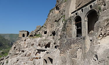 Monastère troglodytique de Vardzia