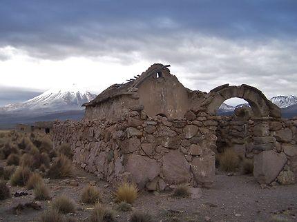 Altiplano désert