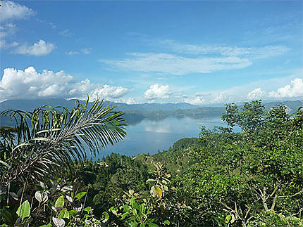 Le lac Toba