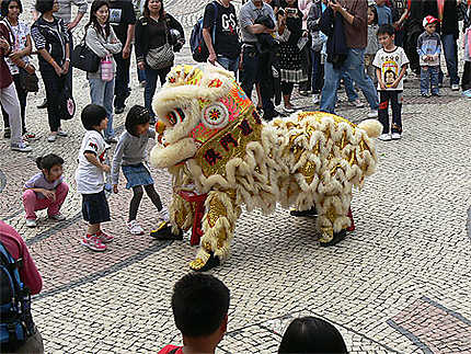 Jour de Fête à Macao