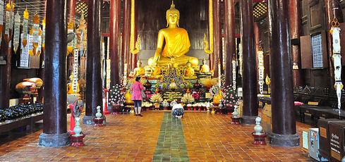 Thaïlande, sur la route des temples - Olivia Le Sidaner