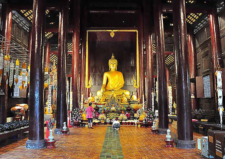 Thaïlande : Chiang Mai, Sukhothaï, Ayutthaya, sur la route des temples