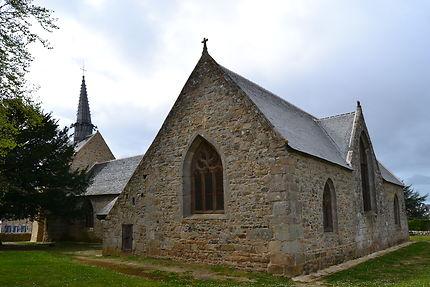 La chapelle Saint-Gonery, Plougrescant