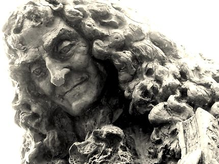 Jean de La Fontaine (détail)
