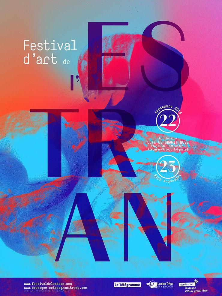 Festival d'art de l'Estran sur la Côte de Granit rose