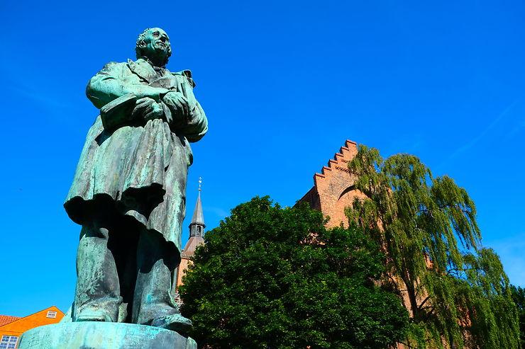 Danemark - Un nouveau Musée Hans Christian Andersen à Odense