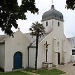 Eglise du 12eme à Locmaria