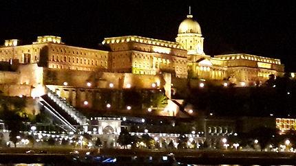 Palais de Budavár, Budapest
