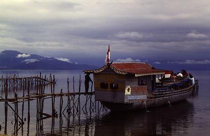 Lac Poso Sulawesi