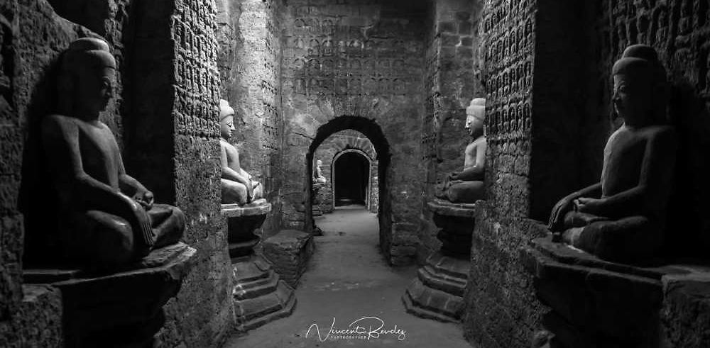 Découvrir les temples de Mrauk U