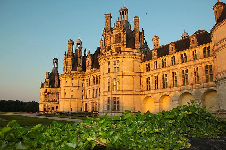 Carte Chateaux De La Loire Plan