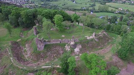 Château médiéval de Montfort-sur-Risle