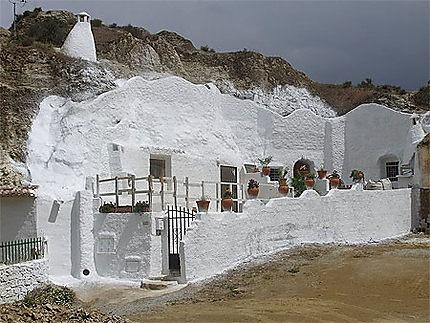 Cuevas à Guadix