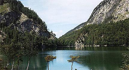 Lac supérieur du Gosau