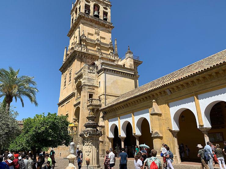 La mosquée-cathédrale de Cordoue, fusion de cultures
