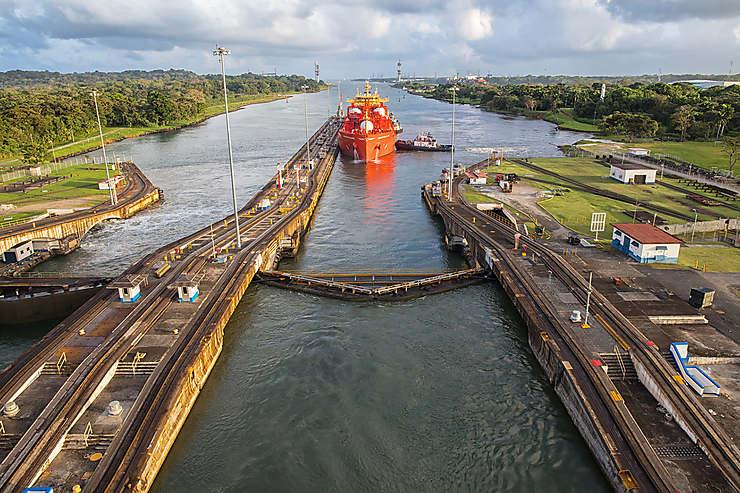 Canal de Panama (Panama)