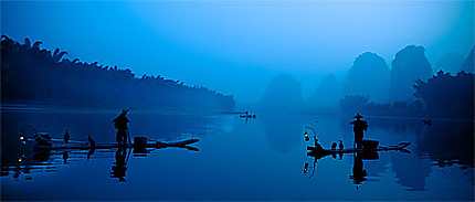 Pêcheurs de l'aube