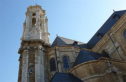 Eglise Saint Jean Baptiste du Béguinage