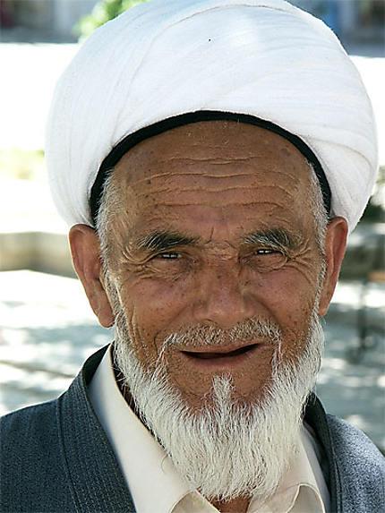 Rencontre sur la route vers Tachkent …