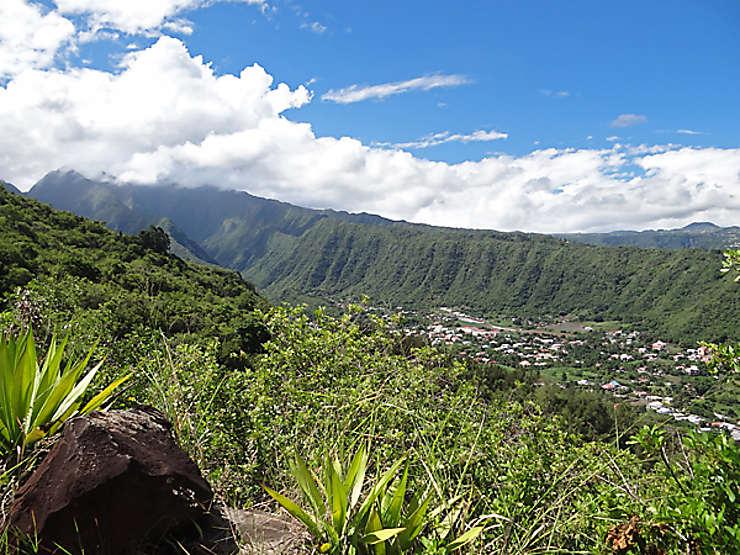 La Réunion, terre et mer