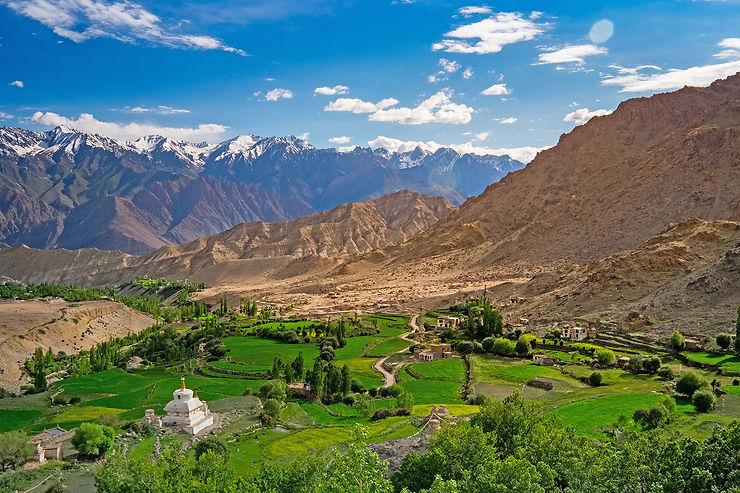 Vallée de Sham : trek facile au Ladakh