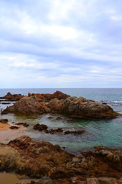 Criques de Blanes, Costa Brava