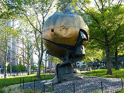 Sphère - Battery Park à New York