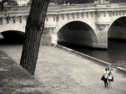 Le Paris des amoureux