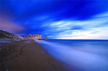 Le rocher d'Aphrodite