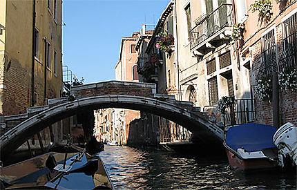 Le plus vieux pont de Venise