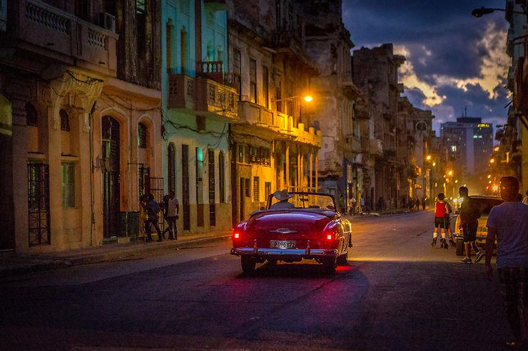 Un soir à La Havane, Cuba