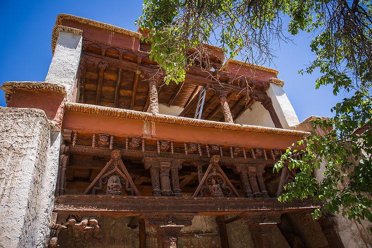 Sanctuaires millénaires du Ladakh