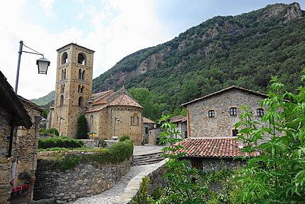 L'église de Beget