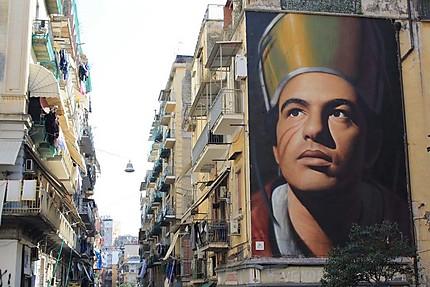 Figure à Naples