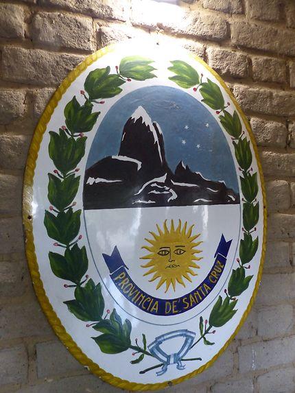 Province de Santa Cruz où se trouvent El Chalten