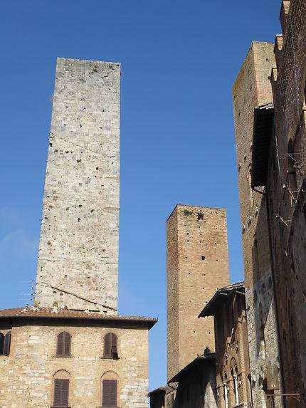 Les tours de San Gimignano