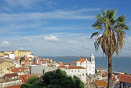 Lisbonne côté Tage