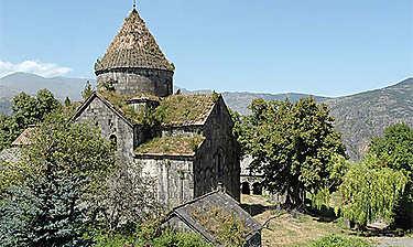 Monastère de Sanahin