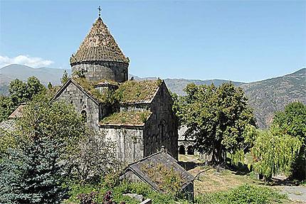 Le monastère de Sanahin