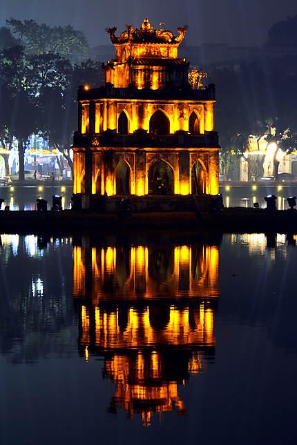 Le temple lacustre