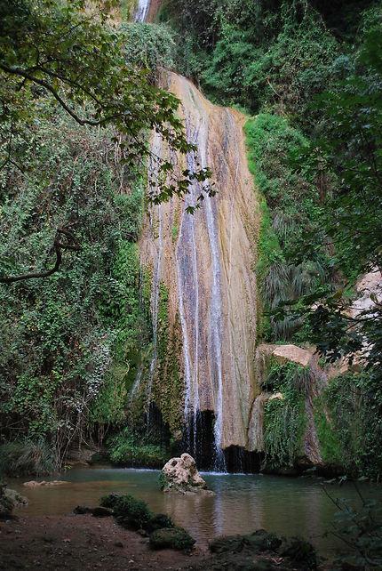 Cascades de Kalamaris