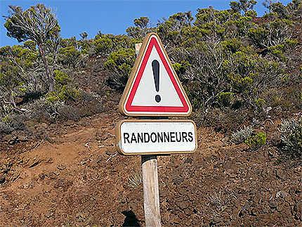 Attention Randonneurs