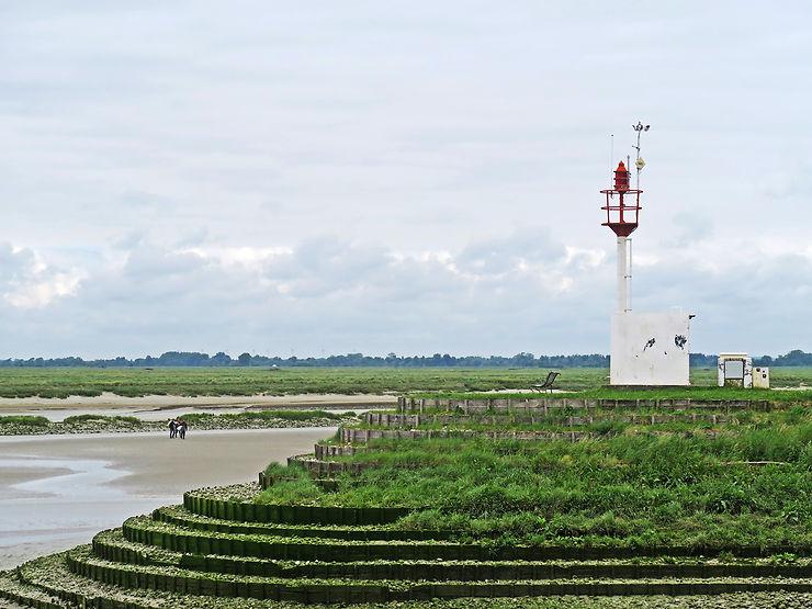 La baie de Somme : deux ports, deux rives