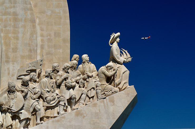 Les Découvreurs, Lisbonne, par Kraham