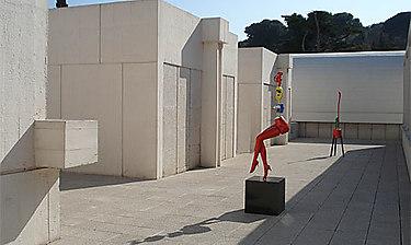 Fundació Miró (Fondation Miró)