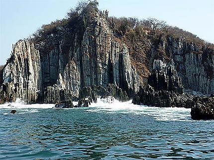 Récif près de Zihuatanejo
