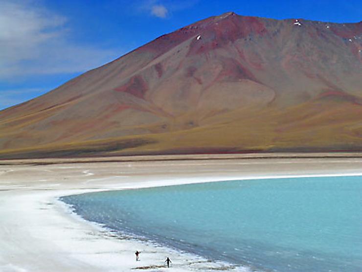 Lagunes colorées