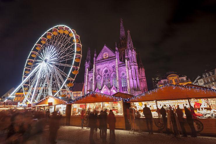 Mulhouse à Noël