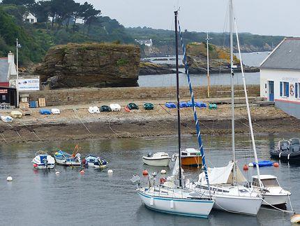 Port de l'île de Groix