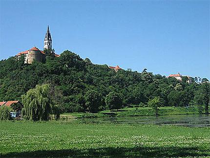 Carte Croatie Ilok.Ilok A L Extreme Est Le Chateau Ilok Slavonie